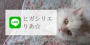 ヒガシリエ りあ☆ 公式LINE